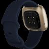 Fitbit-Versa-3-Midnight-Gold
