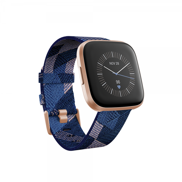 Fitbit-Smartwatch-Versa 2_SE-Navy_pink