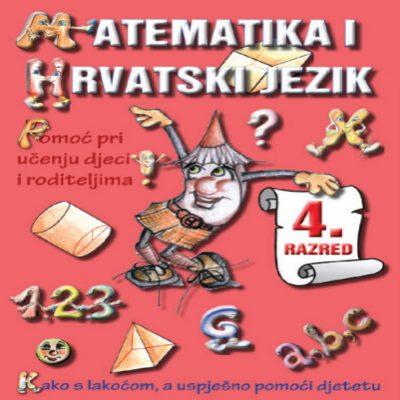 Matematika i hrvatski jezik 4. razred