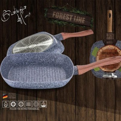 Grill tava 28cm - Berlinger Haus - BH-1208N - Forest lIne