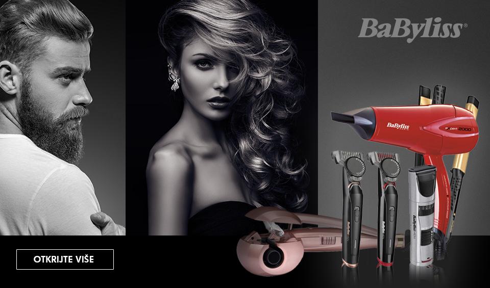 BaByliss - brand banner
