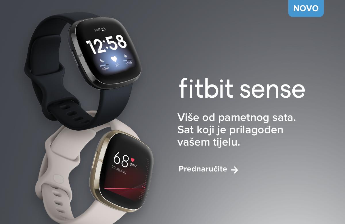 Fitbit Sense - banner