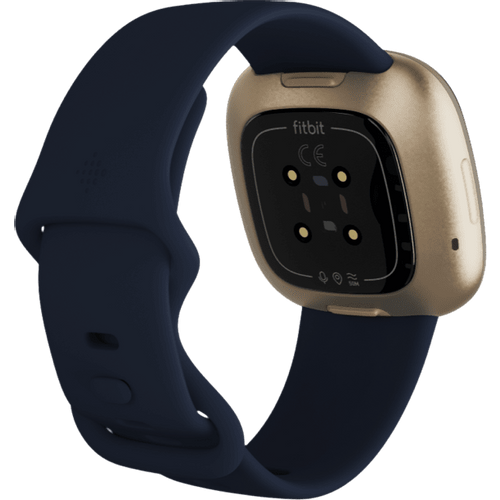 Fitbit-Versa-3-Midnight-Gold