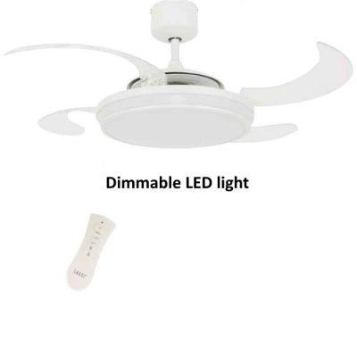 Ventilator FANAWAY EVO1 LED - 211035 - White