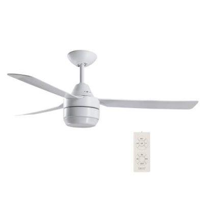 Ventilator stropni BAYSIDE CALIPSO sa daljinskim upravljačem - 213017 - White