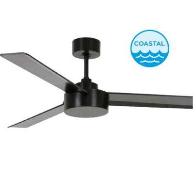 Ventilator stropni BAYSIDE LAGOON - 213031 - Crni