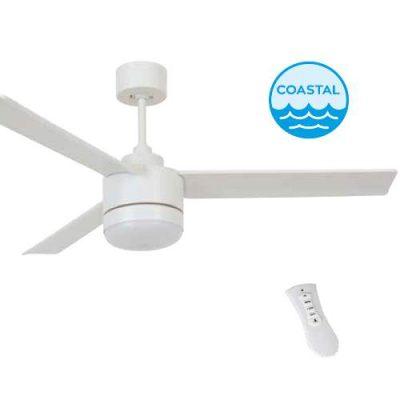 Ventilator stropni BAYSIDE LAGOON sa daljinskim upravljanjem - 213032 - Bijeli